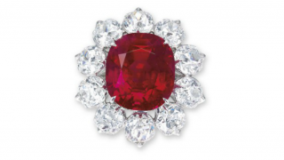 Christie's In Hong Kong Sells Burmese Ruby for $18 Million  Primary tabs